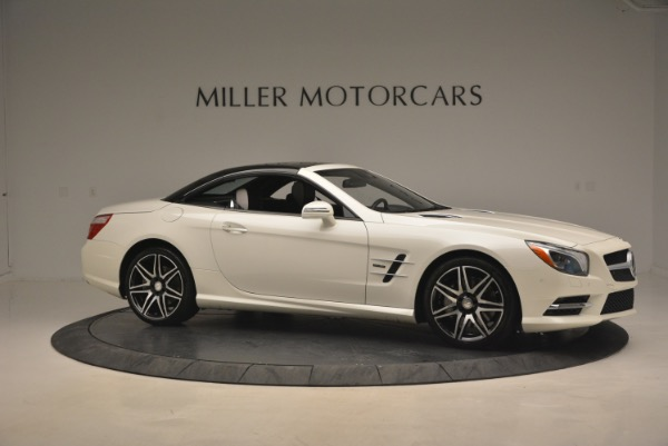 Used 2015 Mercedes Benz SL-Class SL 550 for sale Sold at Maserati of Westport in Westport CT 06880 24