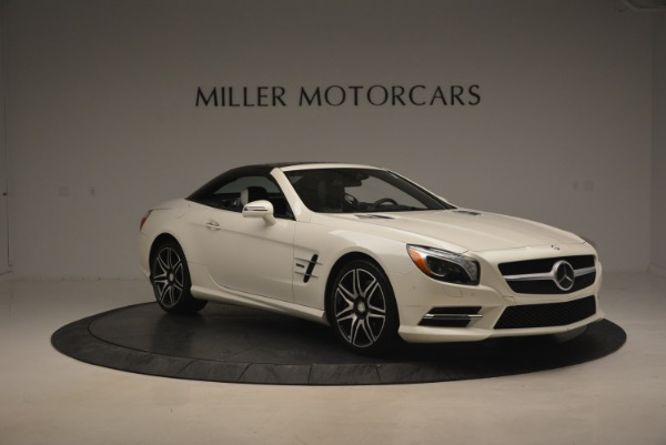 Used 2015 Mercedes Benz SL-Class SL 550 for sale Sold at Maserati of Westport in Westport CT 06880 25