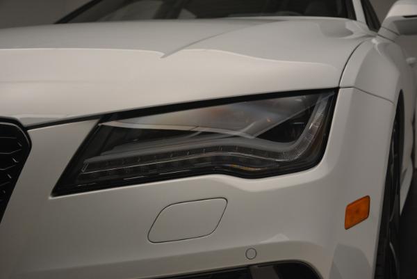 Used 2014 Audi RS 7 4.0T quattro Prestige for sale Sold at Maserati of Westport in Westport CT 06880 16