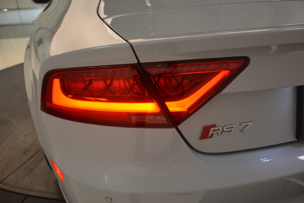 Used 2014 Audi RS 7 4.0T quattro Prestige for sale Sold at Maserati of Westport in Westport CT 06880 19