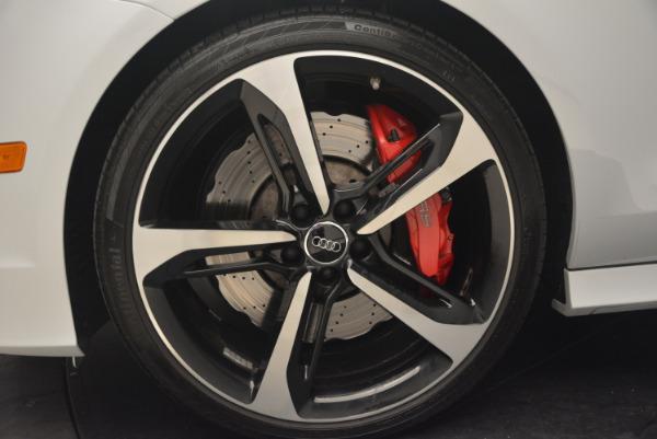 Used 2014 Audi RS 7 4.0T quattro Prestige for sale Sold at Maserati of Westport in Westport CT 06880 21