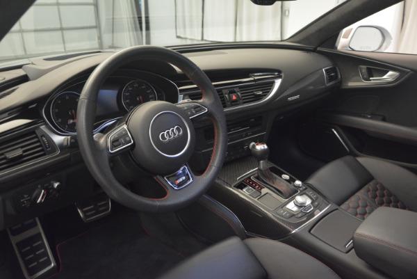 Used 2014 Audi RS 7 4.0T quattro Prestige for sale Sold at Maserati of Westport in Westport CT 06880 24