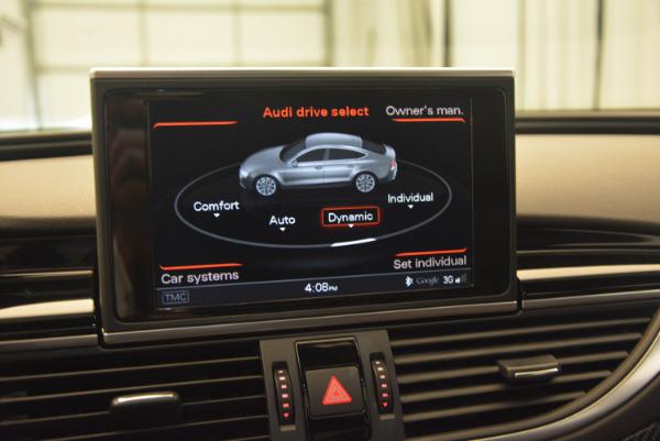 Used 2014 Audi RS 7 4.0T quattro Prestige for sale Sold at Maserati of Westport in Westport CT 06880 27