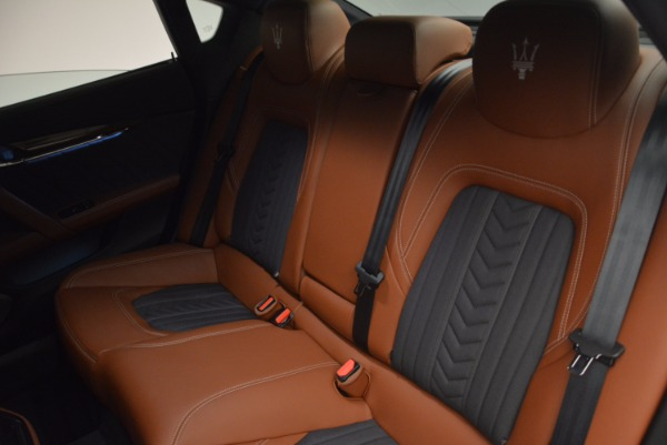 New 2017 Maserati Quattroporte S Q4 GranLusso for sale Sold at Maserati of Westport in Westport CT 06880 27