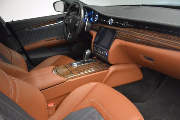 New 2017 Maserati Quattroporte S Q4 GranLusso for sale Sold at Maserati of Westport in Westport CT 06880 16