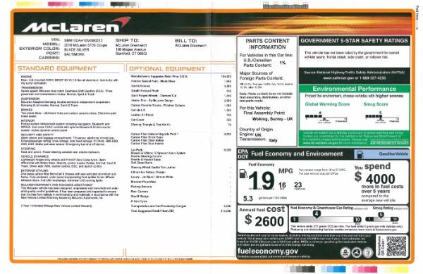 Used 2016 McLaren 570S for sale Sold at Maserati of Westport in Westport CT 06880 25