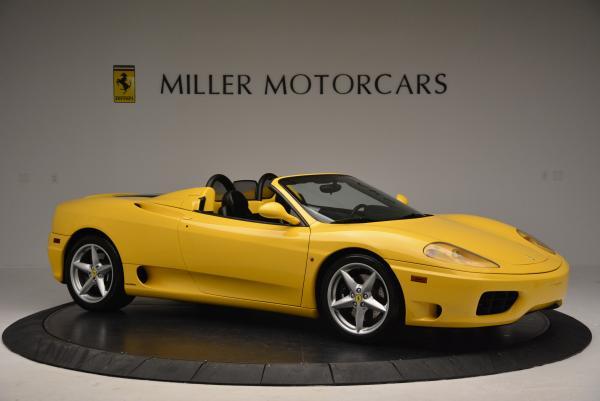 Used 2003 Ferrari 360 Spider 6-Speed Manual for sale Sold at Maserati of Westport in Westport CT 06880 10