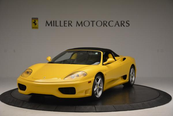 Used 2003 Ferrari 360 Spider 6-Speed Manual for sale Sold at Maserati of Westport in Westport CT 06880 13