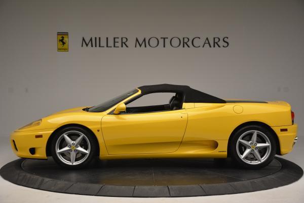Used 2003 Ferrari 360 Spider 6-Speed Manual for sale Sold at Maserati of Westport in Westport CT 06880 15