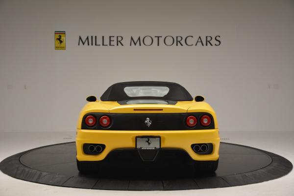 Used 2003 Ferrari 360 Spider 6-Speed Manual for sale Sold at Maserati of Westport in Westport CT 06880 18