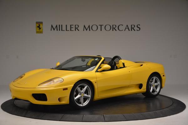 Used 2003 Ferrari 360 Spider 6-Speed Manual for sale Sold at Maserati of Westport in Westport CT 06880 2