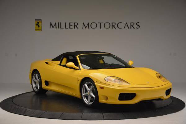 Used 2003 Ferrari 360 Spider 6-Speed Manual for sale Sold at Maserati of Westport in Westport CT 06880 23