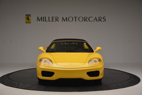 Used 2003 Ferrari 360 Spider 6-Speed Manual for sale Sold at Maserati of Westport in Westport CT 06880 24