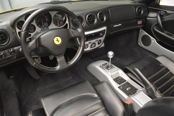 Used 2003 Ferrari 360 Spider 6-Speed Manual for sale Sold at Maserati of Westport in Westport CT 06880 25