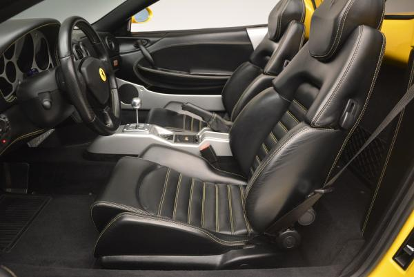 Used 2003 Ferrari 360 Spider 6-Speed Manual for sale Sold at Maserati of Westport in Westport CT 06880 26