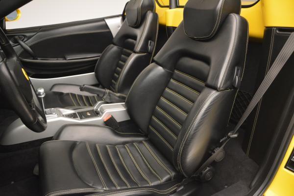 Used 2003 Ferrari 360 Spider 6-Speed Manual for sale Sold at Maserati of Westport in Westport CT 06880 27