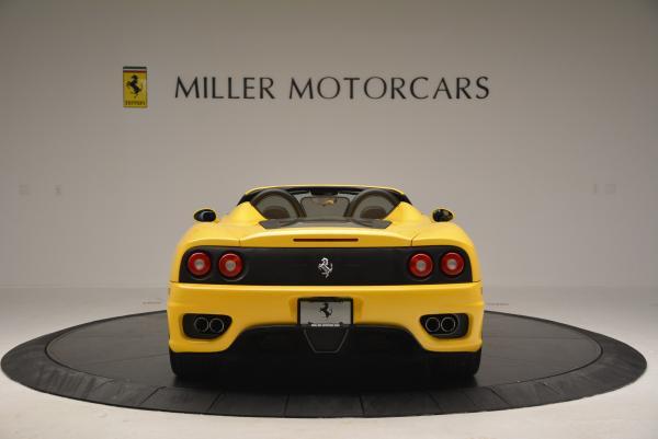 Used 2003 Ferrari 360 Spider 6-Speed Manual for sale Sold at Maserati of Westport in Westport CT 06880 6
