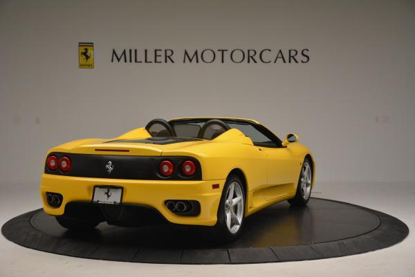Used 2003 Ferrari 360 Spider 6-Speed Manual for sale Sold at Maserati of Westport in Westport CT 06880 7