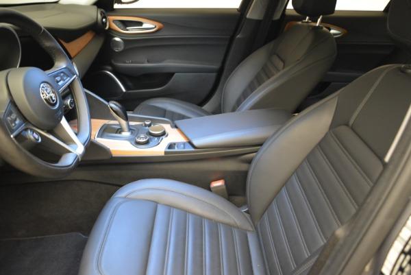 New 2017 Alfa Romeo Giulia Ti Lusso Q4 for sale Sold at Maserati of Westport in Westport CT 06880 14