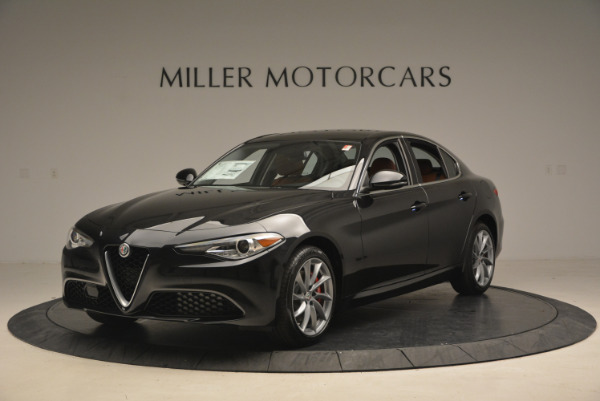 New 2017 Alfa Romeo Giulia Q4 for sale Sold at Maserati of Westport in Westport CT 06880 2