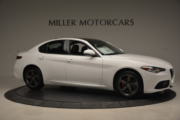 New 2017 Alfa Romeo Giulia Ti Sport Q4 for sale Sold at Maserati of Westport in Westport CT 06880 10