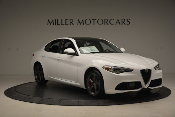 New 2017 Alfa Romeo Giulia Ti Sport Q4 for sale Sold at Maserati of Westport in Westport CT 06880 11