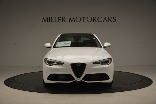 New 2017 Alfa Romeo Giulia Ti Sport Q4 for sale Sold at Maserati of Westport in Westport CT 06880 12