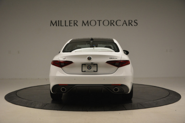 New 2017 Alfa Romeo Giulia Ti Sport Q4 for sale Sold at Maserati of Westport in Westport CT 06880 6