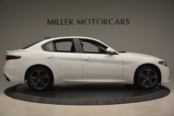 New 2017 Alfa Romeo Giulia Ti Sport Q4 for sale Sold at Maserati of Westport in Westport CT 06880 9