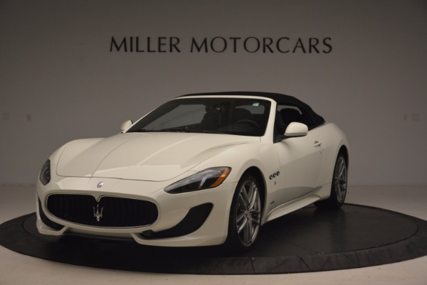 Used 2016 Maserati GranTurismo Sport for sale Sold at Maserati of Westport in Westport CT 06880 14