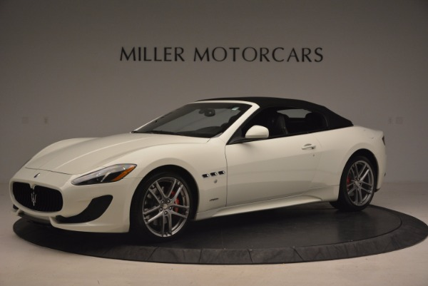 Used 2016 Maserati GranTurismo Sport for sale Sold at Maserati of Westport in Westport CT 06880 15