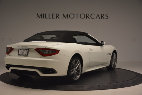 Used 2016 Maserati GranTurismo Sport for sale Sold at Maserati of Westport in Westport CT 06880 20