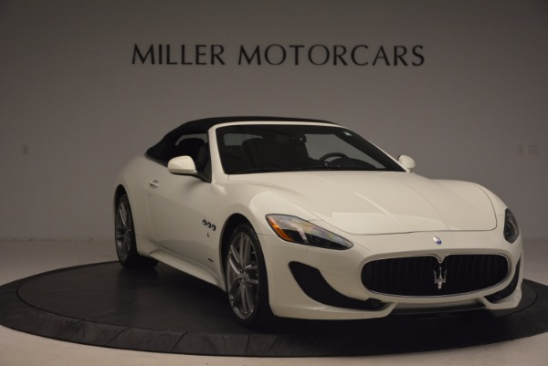 Used 2016 Maserati GranTurismo Sport for sale Sold at Maserati of Westport in Westport CT 06880 24