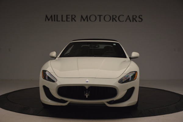 Used 2016 Maserati GranTurismo Sport for sale Sold at Maserati of Westport in Westport CT 06880 25