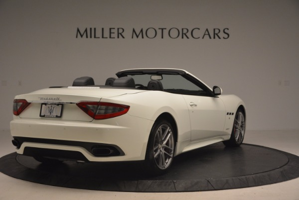 Used 2016 Maserati GranTurismo Sport for sale Sold at Maserati of Westport in Westport CT 06880 7