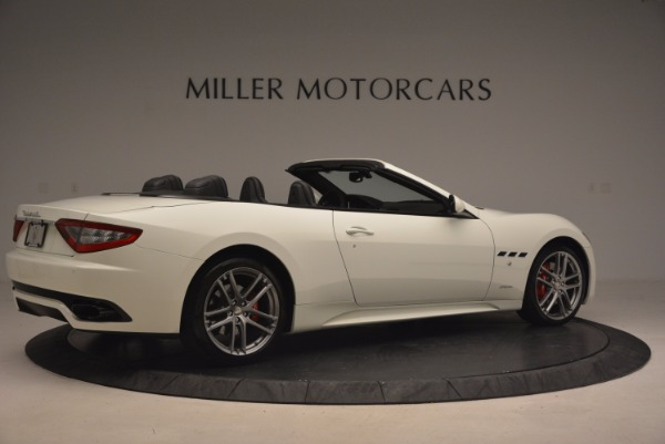 Used 2016 Maserati GranTurismo Sport for sale Sold at Maserati of Westport in Westport CT 06880 9