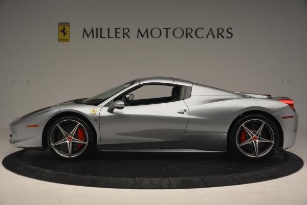 Used 2013 Ferrari 458 Spider for sale Sold at Maserati of Westport in Westport CT 06880 15