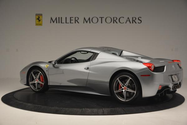 Used 2013 Ferrari 458 Spider for sale Sold at Maserati of Westport in Westport CT 06880 16