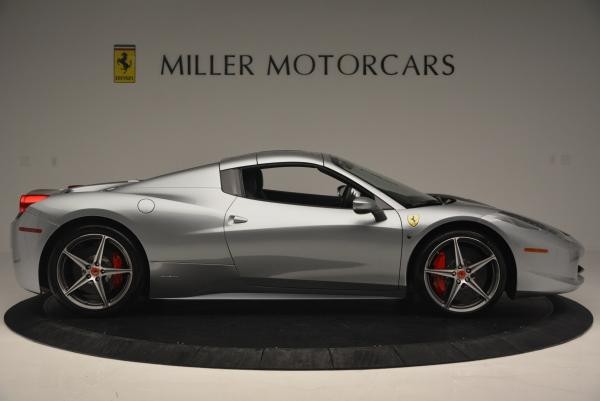 Used 2013 Ferrari 458 Spider for sale Sold at Maserati of Westport in Westport CT 06880 21
