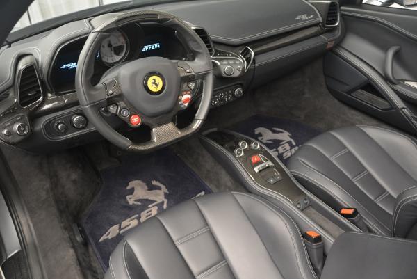 Used 2013 Ferrari 458 Spider for sale Sold at Maserati of Westport in Westport CT 06880 25