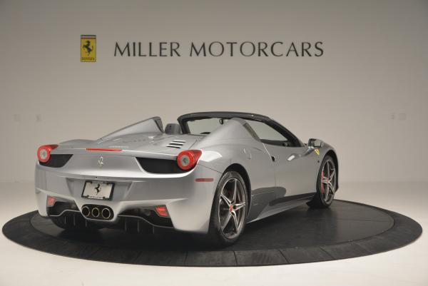 Used 2013 Ferrari 458 Spider for sale Sold at Maserati of Westport in Westport CT 06880 7