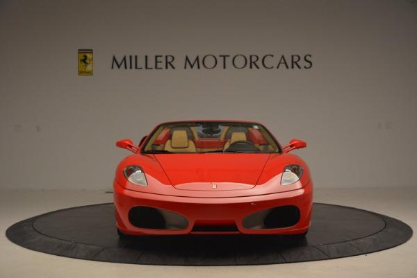 Used 2008 Ferrari F430 Spider for sale Sold at Maserati of Westport in Westport CT 06880 12