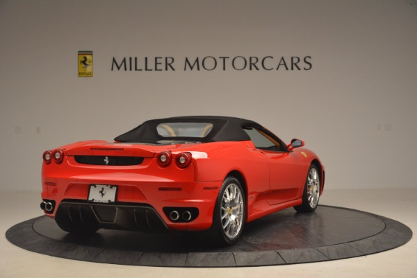 Used 2008 Ferrari F430 Spider for sale Sold at Maserati of Westport in Westport CT 06880 19
