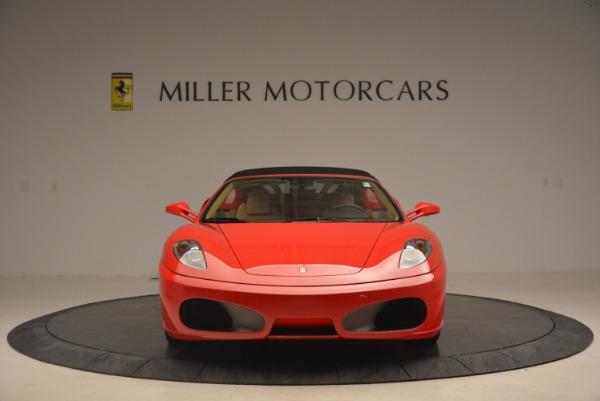 Used 2008 Ferrari F430 Spider for sale Sold at Maserati of Westport in Westport CT 06880 24
