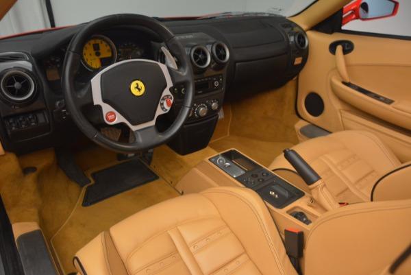 Used 2008 Ferrari F430 Spider for sale Sold at Maserati of Westport in Westport CT 06880 25