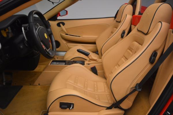 Used 2008 Ferrari F430 Spider for sale Sold at Maserati of Westport in Westport CT 06880 26