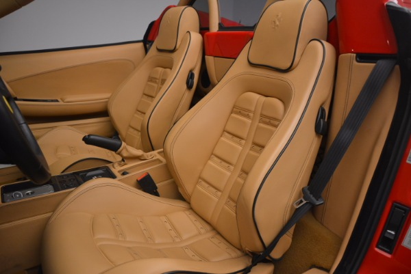 Used 2008 Ferrari F430 Spider for sale Sold at Maserati of Westport in Westport CT 06880 27