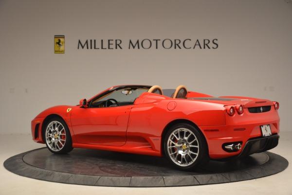 Used 2008 Ferrari F430 Spider for sale Sold at Maserati of Westport in Westport CT 06880 4