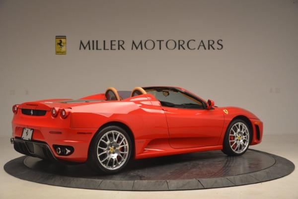 Used 2008 Ferrari F430 Spider for sale Sold at Maserati of Westport in Westport CT 06880 8