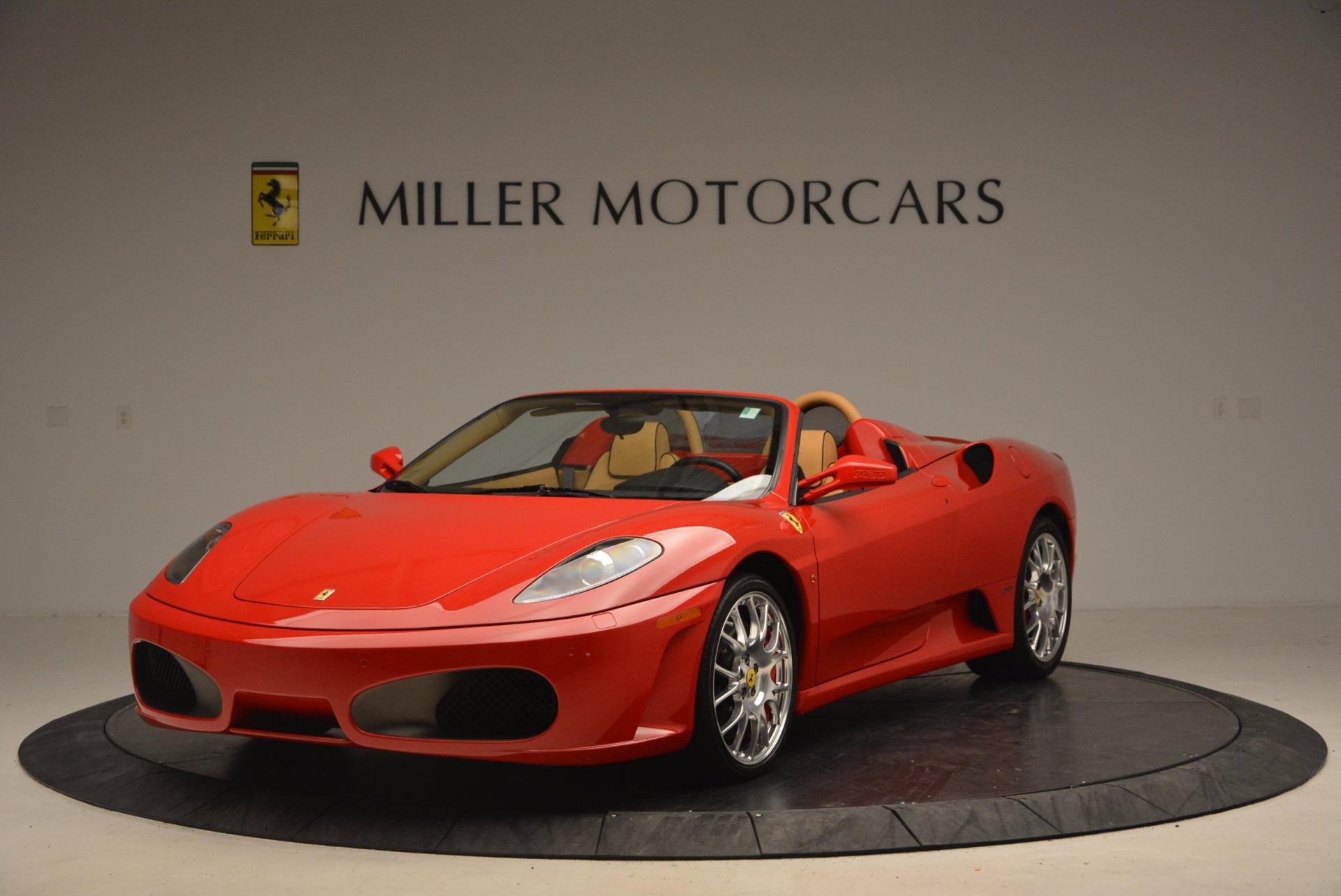 Used 2008 Ferrari F430 Spider for sale Sold at Maserati of Westport in Westport CT 06880 1